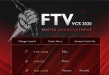 Đội hình của FTV ở mùa giải sau