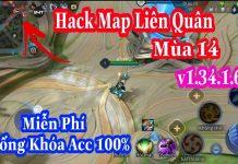 hack map Liên Quân Mobile hiệu quả