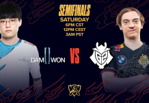 g2 vs damwon gaming