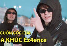 nguồn gốc của ca khúc Ez4ence