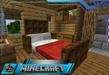 Cách chế tạo giường trong minecraft