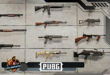 thông số các loại súng pubg
